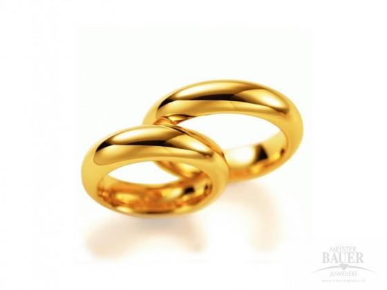 Trauringe Partnerringe Gelbgold 585/-