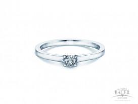 Verlobungsring Silber 925/000