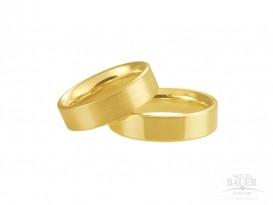 Partnerringe Freundschaftsringe Gelbgold 585/-