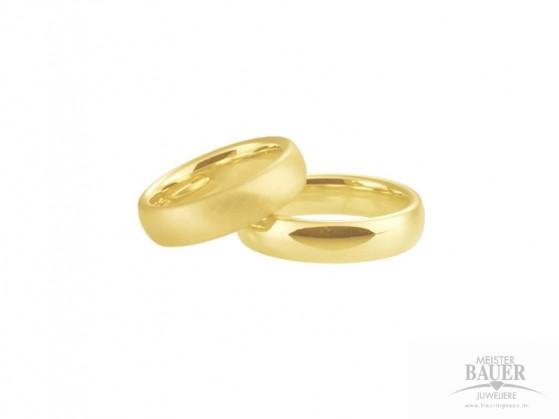Trauringe Partnerringe Gelbgold 750/000