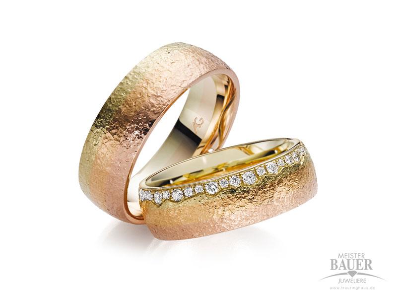 Trauringe Partnerringe Gold 585/000
